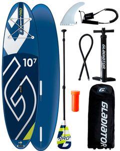 Pro Windsurf 10'7 x 32 oppustelig SUP pakke