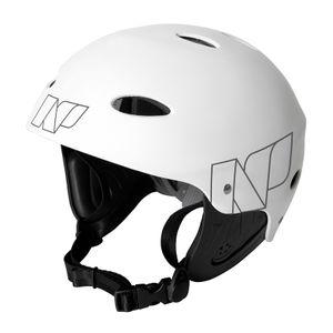 Np Helmet White