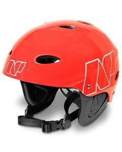 Np Helmet Red