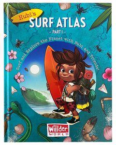 Hubi's Surf atlas - Hard Cover (Engelsk)
