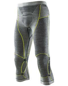 Apani Merino Fastflow Pants Black/Grey/Yellow