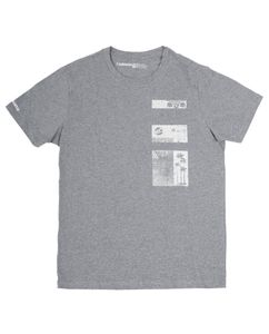 Cabrinha Palm T-Shirt Light Grey