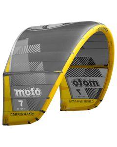 Moto Yellow 2019