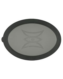 Oval Dual Density Hatch Cover