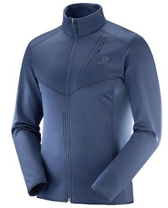 Discovery Full-Zip Night Sky Heather