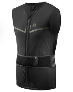 Back PROte Flexcell Light Vest Black