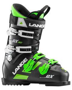 RX 110 Black Green Skistøvler