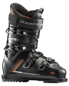 RX Superleggera Black-Orange Skistøvler