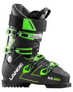 SX 120 TR Black-Green Skistøvler