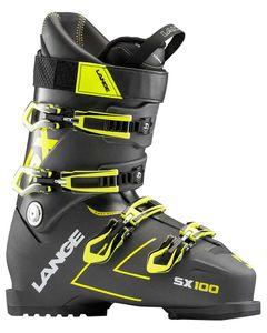 SX 100 Anthracite-Yellow Skistøvler
