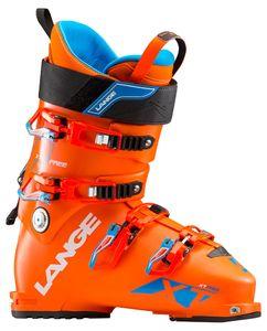 XT Free 110 Flashy Orange Skistøvler