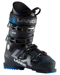 LX 120 TR. Black/Blue - Blue Skistøvler