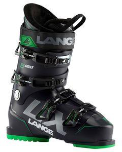 LX 100 Black Deep Blue/Green Skistøvler
