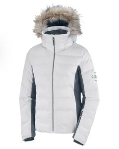 Stormcozy Jacket W White