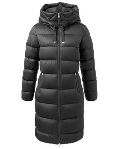 Women Trovat Coat Black