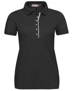 Women Sanna Polo S/S Black