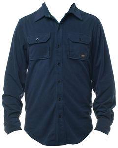 POW Microfleece Shirt Blue Nights