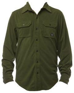 POW Microfleece Shirt Kombu Green