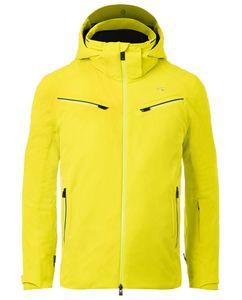Men Formula Jacket Citric Yellow