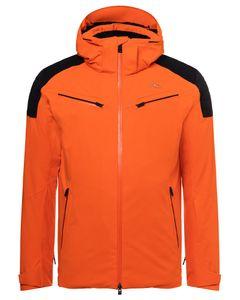 Men Formula Jacket kjus orange-black