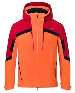 Men Speed Reader Jacket Kjus Or.-Cu Red