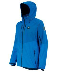 Goods Skijakke Blue