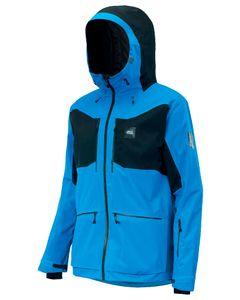Naikoon Skijakke Blue