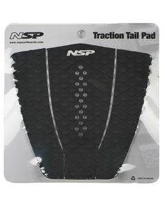 Eva Traction Tail Pad Black