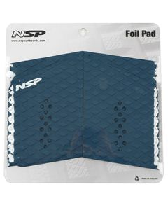 Foil Board EVA Traction Pad Front Blue