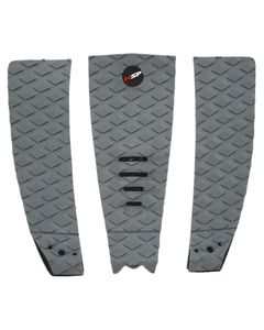 3 Piece Recycled Traction Tail Pad With Arch Bar