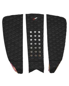 3 Piece Recycled Traction Tail Pad