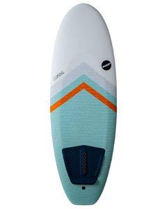 """DC Surf Foil 5'2""""x 21"""" - Surfboard 34"""