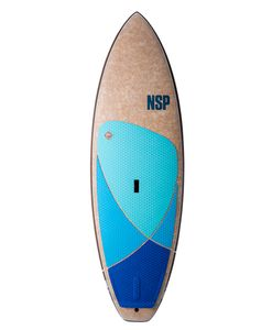"Coco DC Surf WIDE 8'10"" Flax FTU"