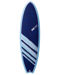 NSP 04 Coco Fish Surf VC 6'4 C - Surfboard