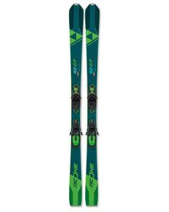 RC ONE 82 GT TPR Ski 2021 inkl. Binding