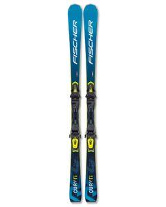 RC4 The Curv TI WS AR Ski 2021 inkl. Binding