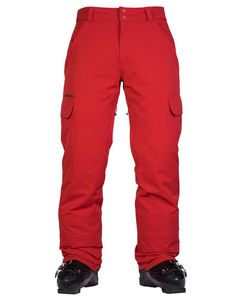 Union Insulated Pant Red Chili