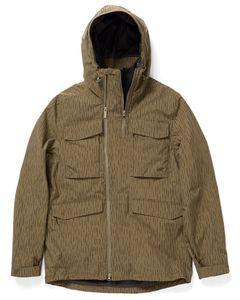 Sanders Jacket - Stone Green Raindrop Camo