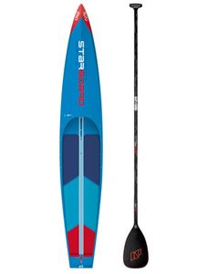 STARBOARDAll Star Wood Carbon 12'6 x 24.5 Pakke