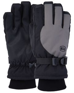 Trench Gore-Tex Glove Gunmetal Grey handske