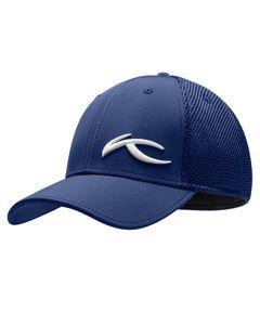 Unisex 3D Mesh Cap Atlanta Blue