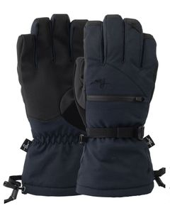 W's Cascadia Gore-Tex Long Glove Black handske