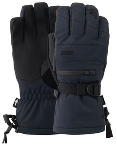 Wayback Jr Gore-Tex Glove Black handske