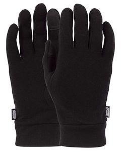 W's Merino Liner Black Handske