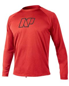 NP Mens Water T L/S
