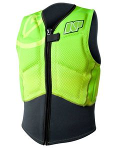 Np Impact Front Zip Lime