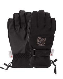XG Mid Glove Black handske