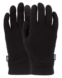 Youth Merino Liner Black